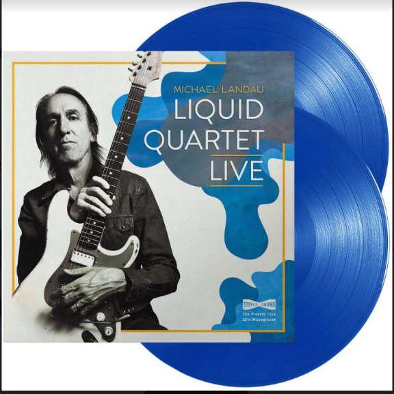 Michael Landau Liquid Quartet Live LP 2020