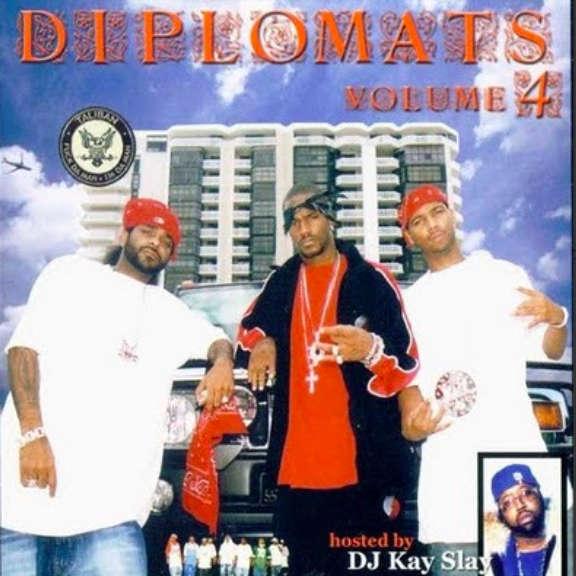 Diplomats Volume 4 Oheistarvikkeet 2003