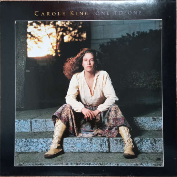 Carole King One To One LP 0
