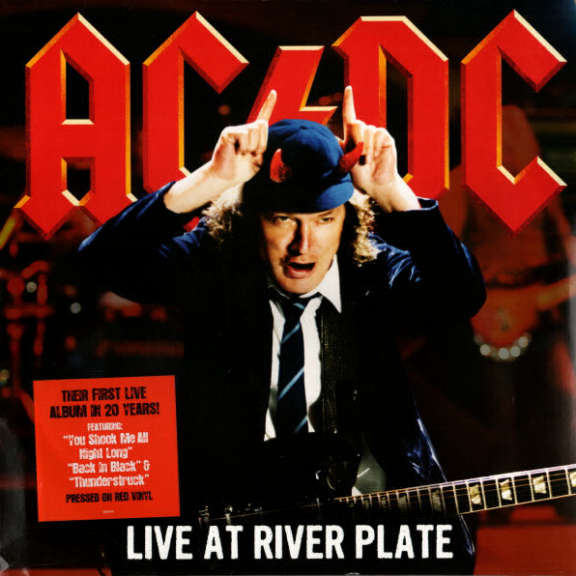 AC/DC Live At River Plate LP 0