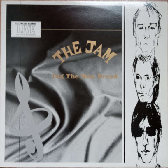 The Jam Dig The New Breed (Live) LP 0