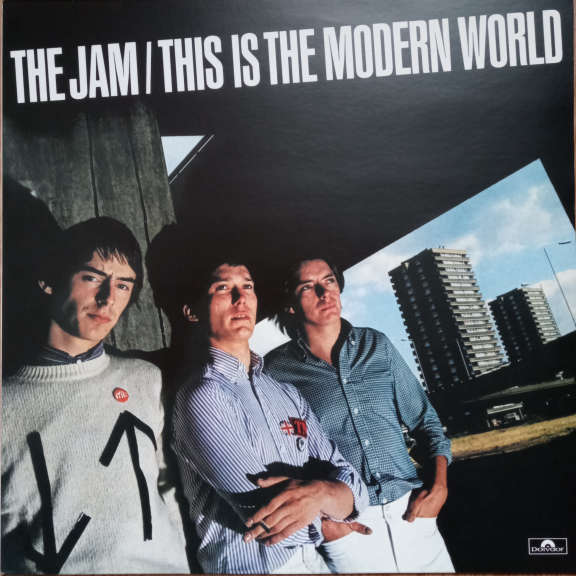 The Jam  This Is The Modern World LP 0