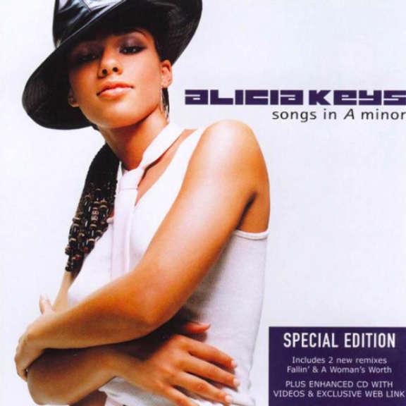 Alicia Keys Songs In A Minor Oheistarvikkeet 2002