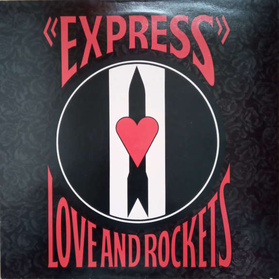 Love And Rockets ‎ Express LP 0