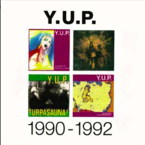 Y.U.P. 1990-1992  Oheistarvikkeet 1998