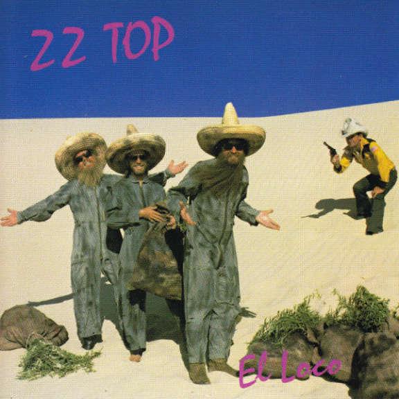 ZZ Top El Loco Oheistarvikkeet 0