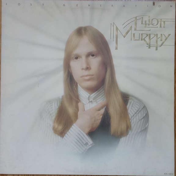 Elliott Murphy  Lost Generation  LP 0