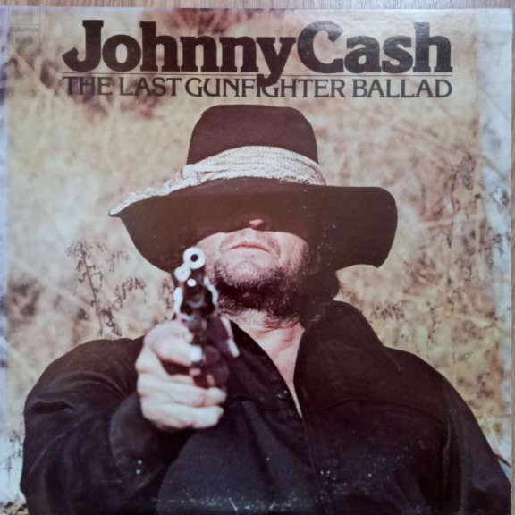 Johnny Cash The Last Gunfighter Ballad LP 0