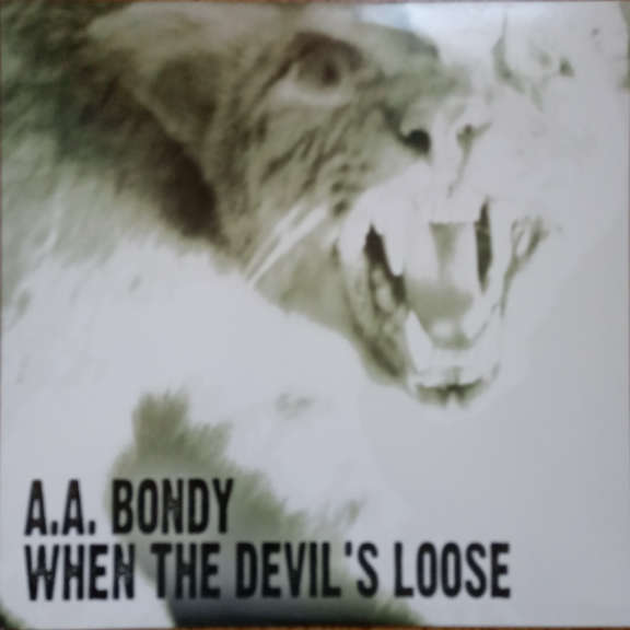 A.A. Bondy When The Devil's Loose LP 0