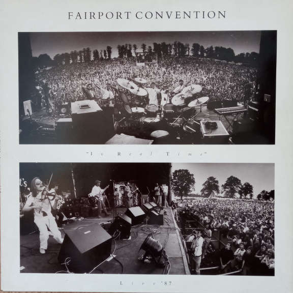 Fairport Convention In Real Time (Live '87) LP 0