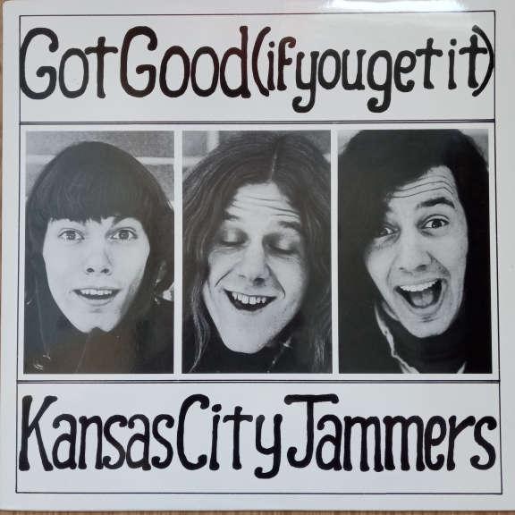 Kansas City Jammers  Got Good If You Get It LP 0