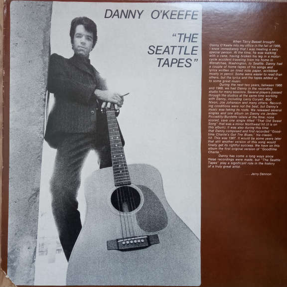 Danny O'Keefe  The Seattle Tapes LP 0