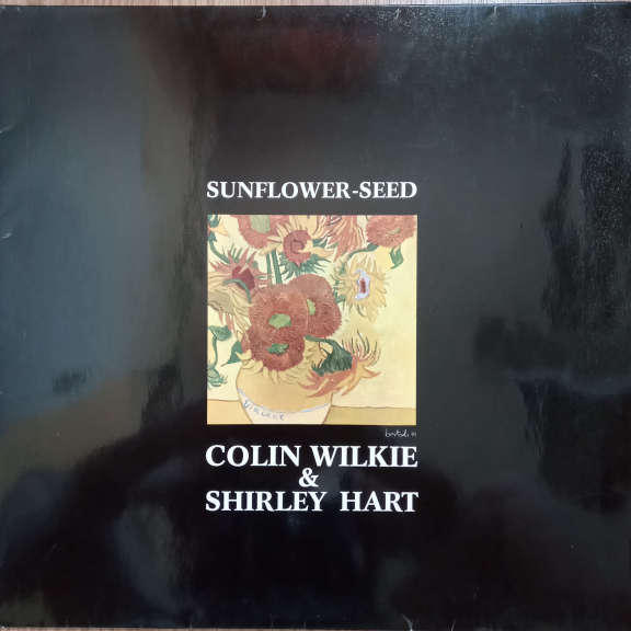 Colin Wilkie & Shirley Hart ‎ Sunflower-Seed LP 0
