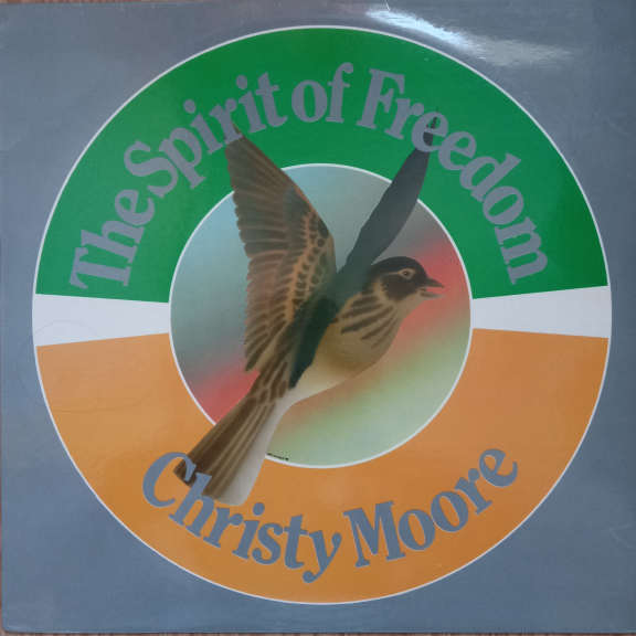 Christy Moore The Spirit Of Freedom LP 0