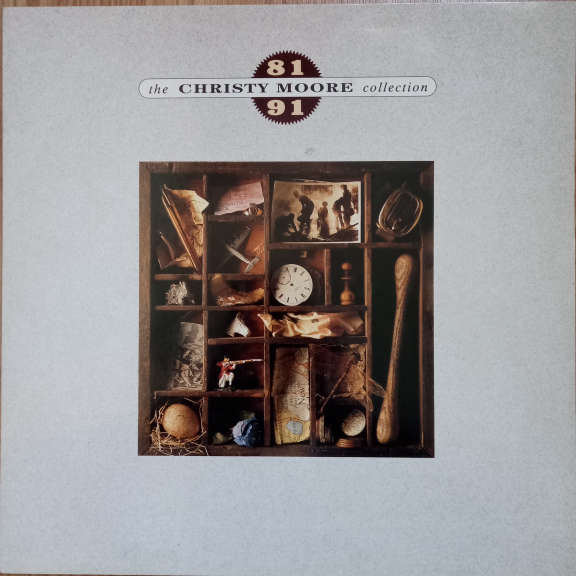 Christy Moore The Christy Moore Collection 81 - 91 LP 0