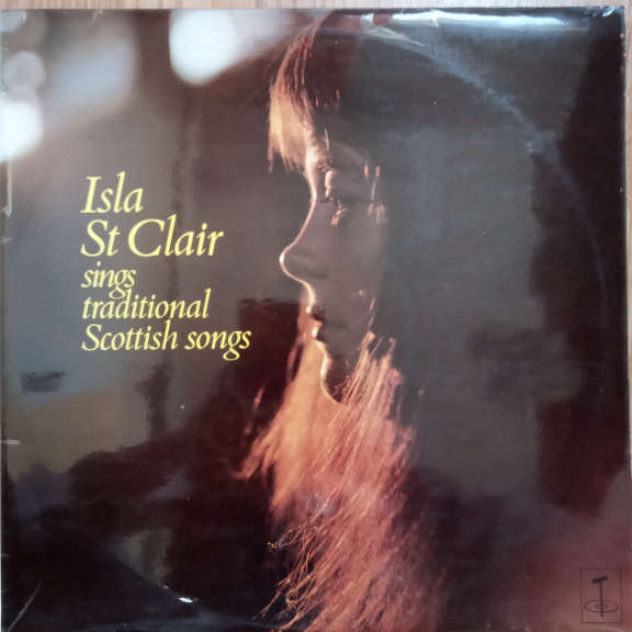 Isla St Clair Isla St Clair Sings Traditional Scottish Songs LP 0