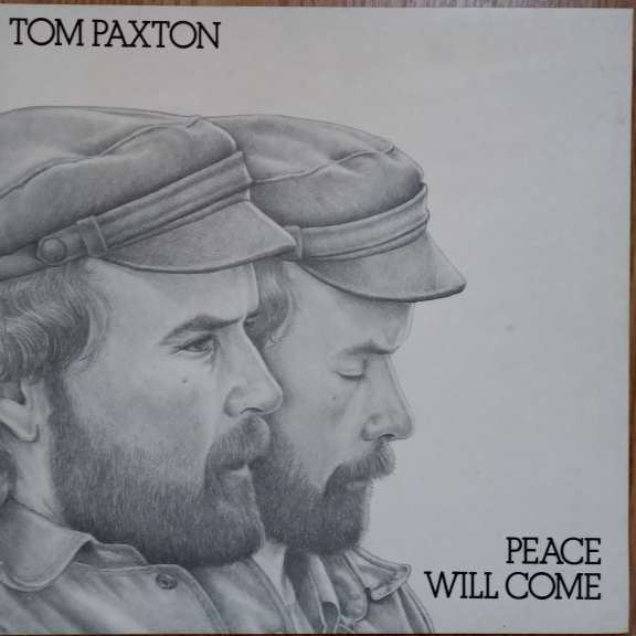 Tom Paxton Peace Will Come LP 0