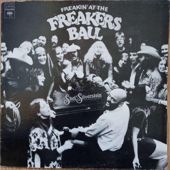 Shel Silverstein Freakin' At The Freakers Ball LP 0