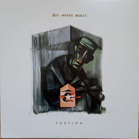 Hot Water Music Caution LP 0