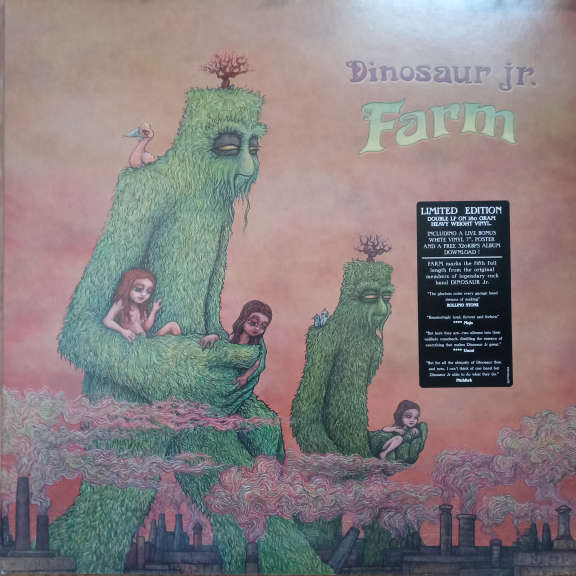 Dinosaur Jr. Farm LP 0