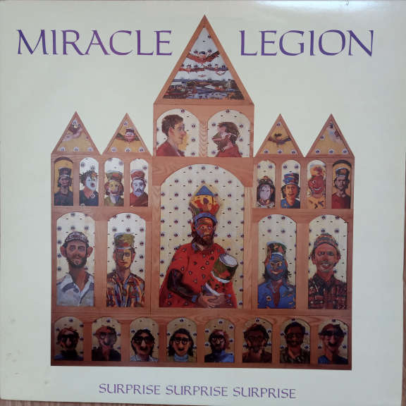 Miracle Legion Surprise Surprise Surprise LP 0