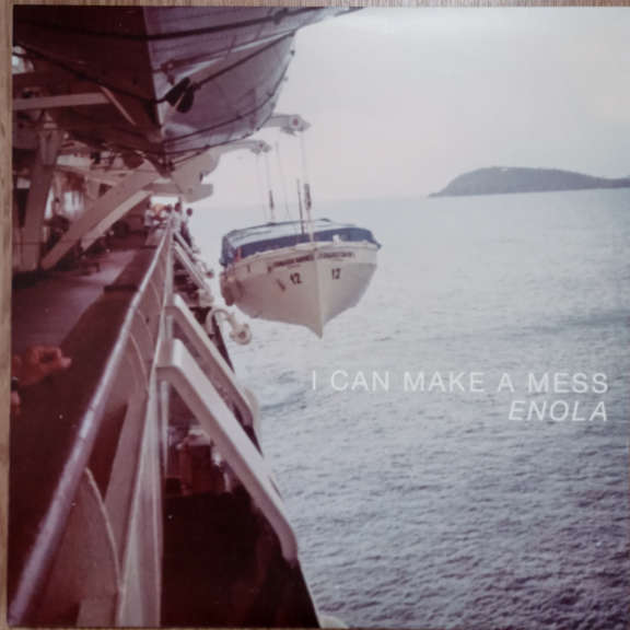 I Can Make A Mess Enola LP 0