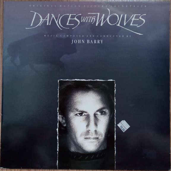 John Barry Dances With Wolves (Original Motion Picture Soundtrack) LP 0