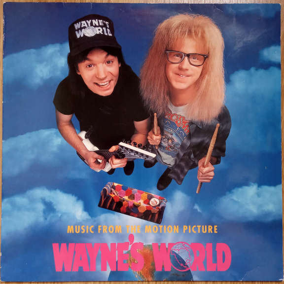 Various  Music From The Motion Picture Wayne's World LP 0