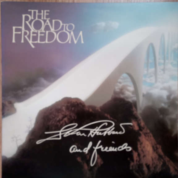 L. Ron Hubbard And Friends The Road To Freedom LP 0