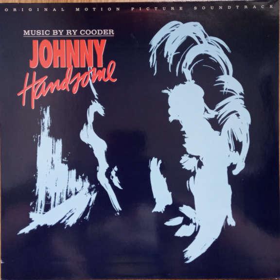 Ry Cooder Johnny Handsome Original Motion Picture Soundtrack  LP 0