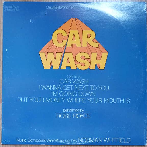 Norman Whitfield  Car Wash (Original Motion Picture Soundtrack) LP 0