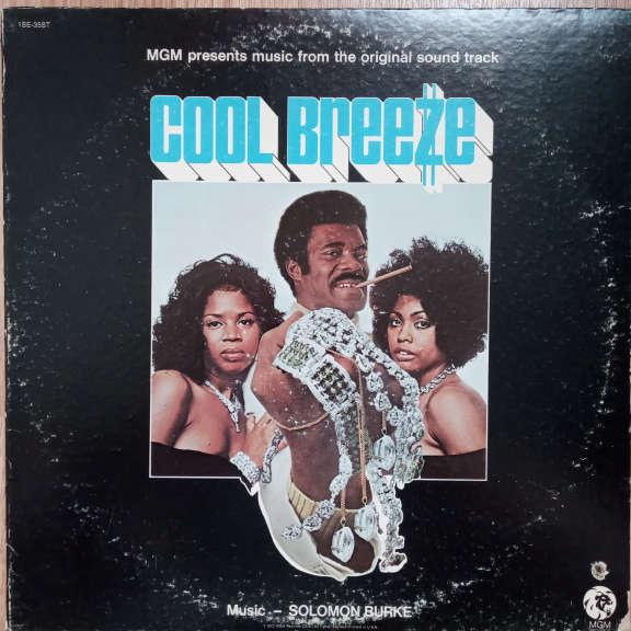 Solomon Burke Cool Breeze LP 0