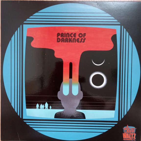 John Carpenter & Alan Howarth Prince Of Darkness LP 0