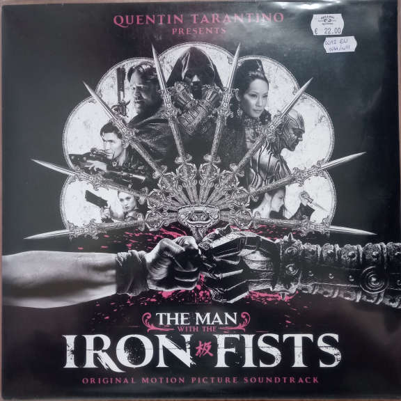 Various The Man With The Iron Fists (Original Motion Picture Soundtrack) LP 0