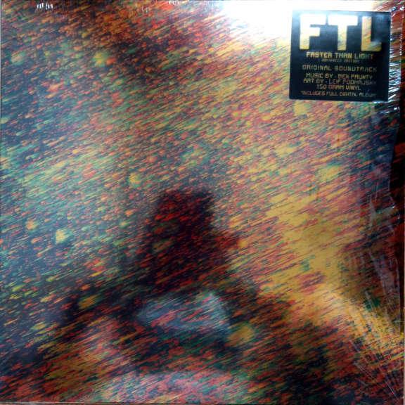 Ben Prunty  FTL: Faster Than Light [Advanced Edition] Original Soundtrack LP 0