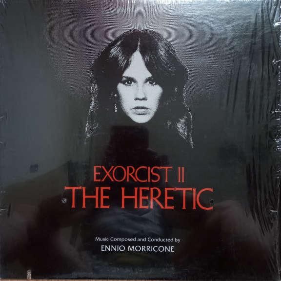 Ennio Morricone Exorcist II: The Heretic LP 0