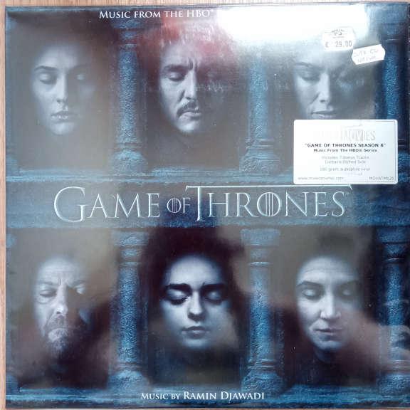 Ramin Djawadi  Game Of Thrones (Music From The HBO Series) Season 6 LP 0