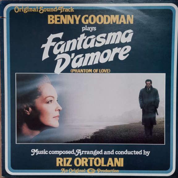 Riz Ortolani Fantasma D'Amore (Phantom Of Love) LP 0
