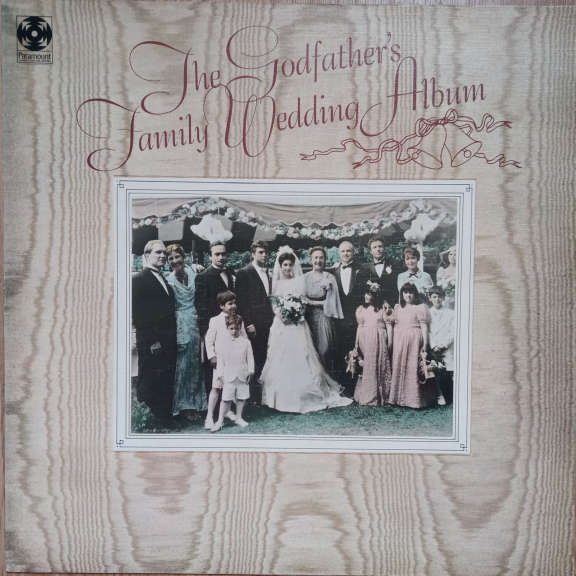 Carmen Coppola And His Orchestra The Godfather's Family LP 0