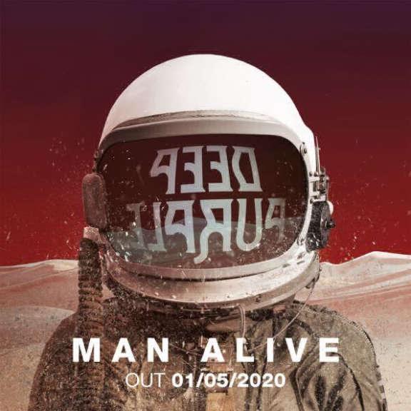 Deep Purple Throw My Bones / Man Alive LP 2020