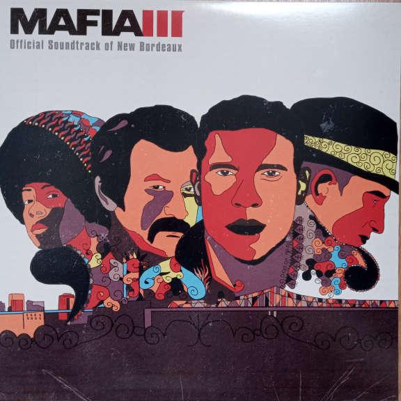 Various Mafia III, Official Soundtrack Of New Bordeaux LP 0