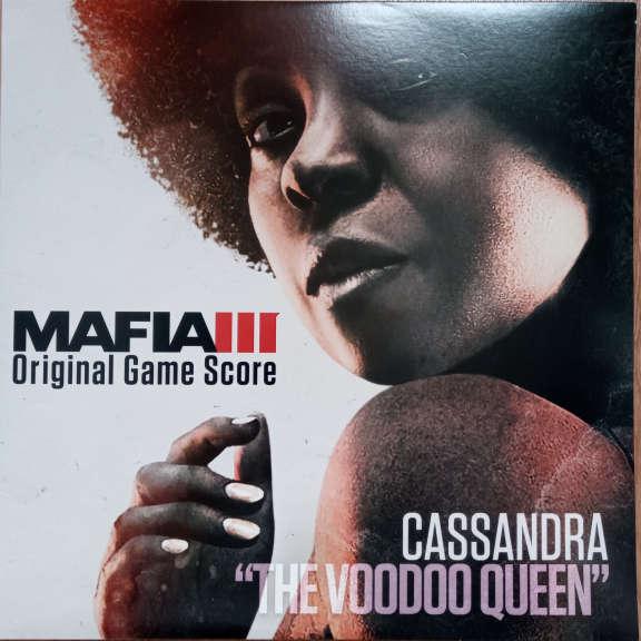 """Jesse Harlin, Jim Bonney Mafia III, Original Game Score, Cassandra """"The Voodoo Queen"""" LP 0"""