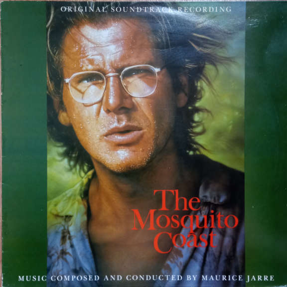 Maurice Jarre The Mosquito Coast (Original Soundtrack Recording) LP 0