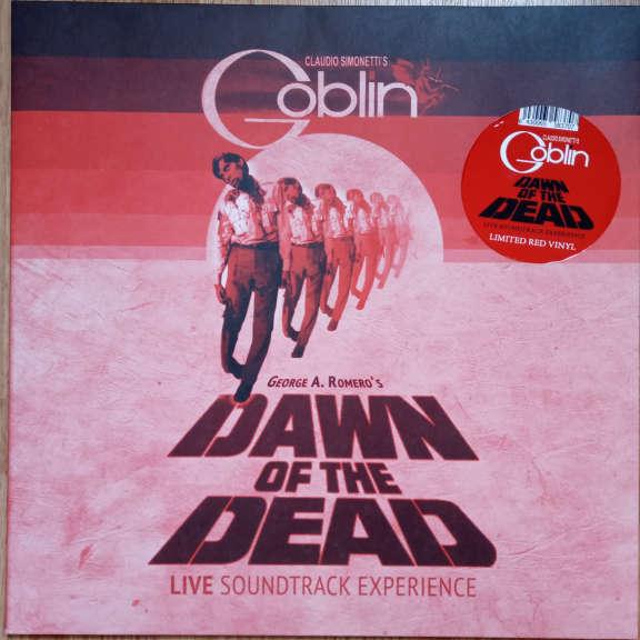 Claudio Simonetti's Goblin Dawn of the Dead (Live Soundtrack Experience) LP 0