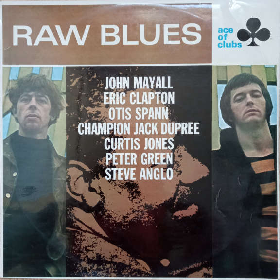 Various Raw Blues LP 0