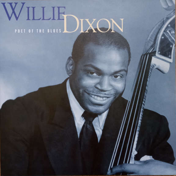 Willie Dixon Poet Of The Blues LP 0