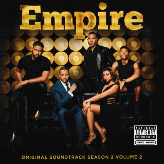 Various Empire Original Soundtrack Season 2 Volume 2 Oheistarvikkeet 2016