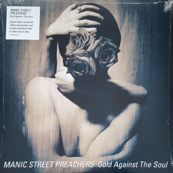 Manic Street Preachers Gold Against the Soul LP 2020