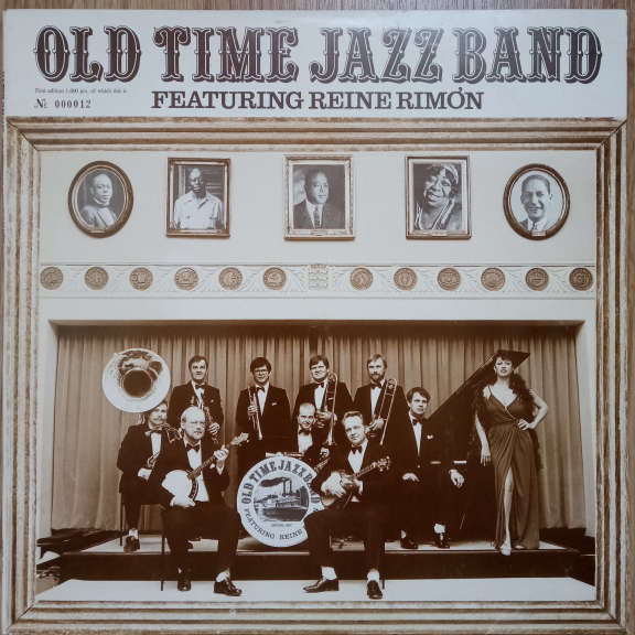 Old Time Jazz Band Featuring Reine Rimón Old Time Jazz Band Featuring Reine Rimón LP 0