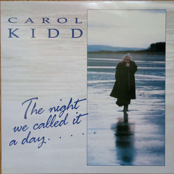 Carol Kidd The Night We Called It A Day LP 0